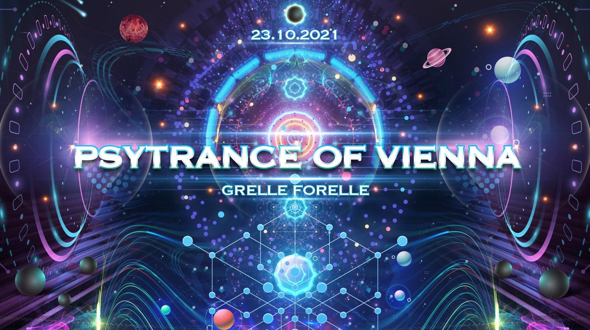 Events Wien: Psytrance of Vienna
