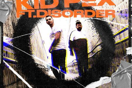 KID PEX Gefangen Cover
