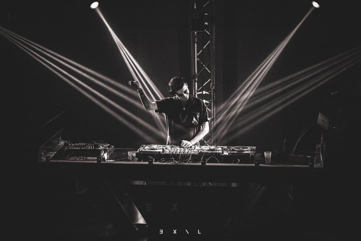 Club EXIL als DJ