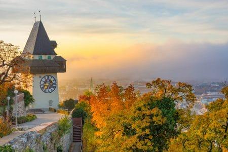 Herbst in Graz Aktivitäten